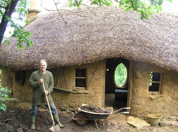 la casa stile hobbit di michael buck una soluzione