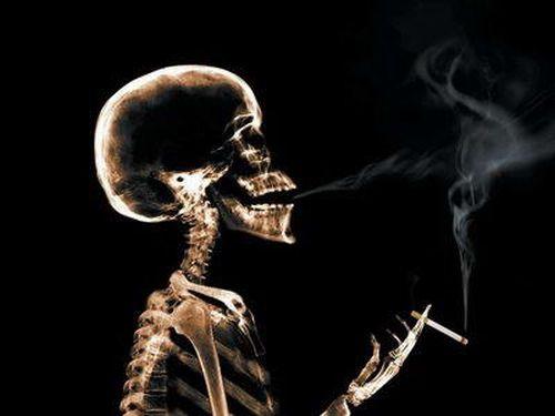 Alta pressione fumante smessa