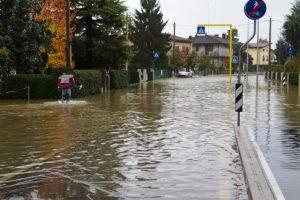 Esondazione fiume Livenza (immagine di repertorio)