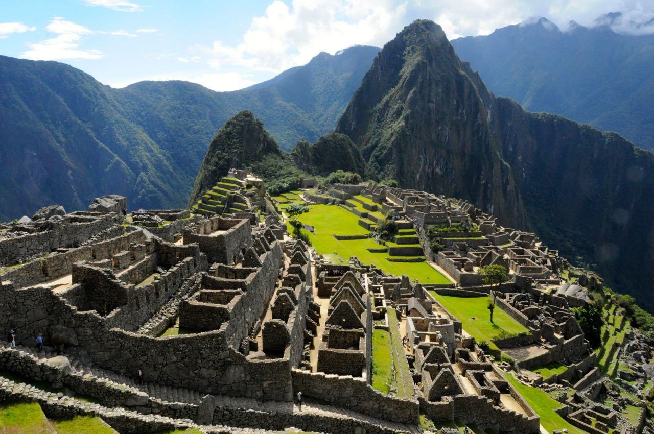 """Machu Picchu Peru  City new picture : Machu Picchu, Perù: la """"città perduta"""" degli Incas avvolta nel ..."""