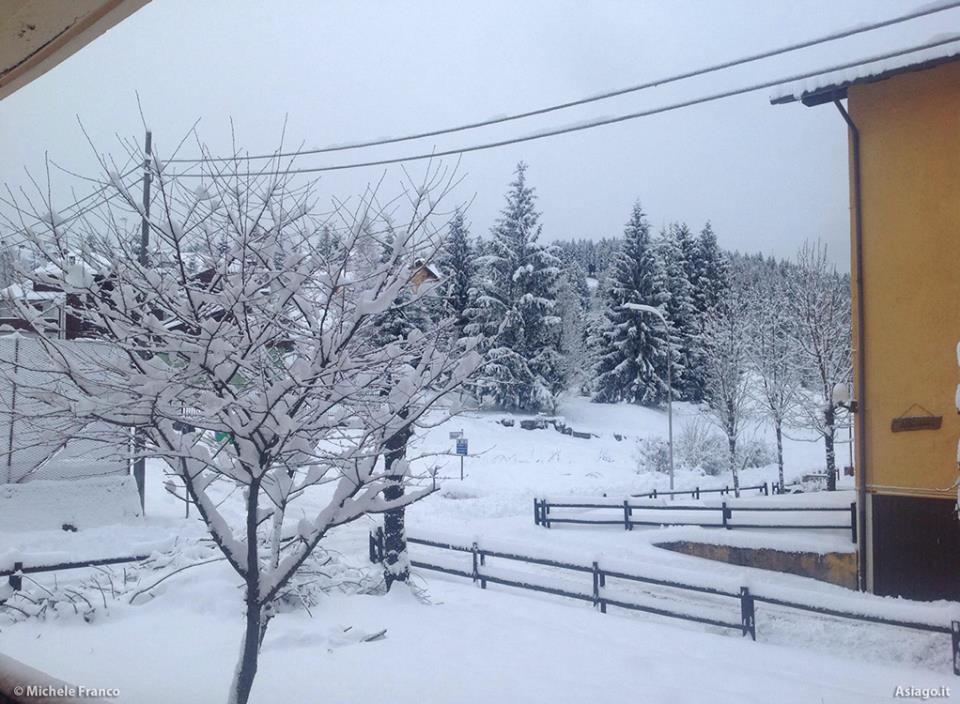 Inverno avaro di neve sulle montagne del veneto ne for Agriturismo ad asiago e dintorni
