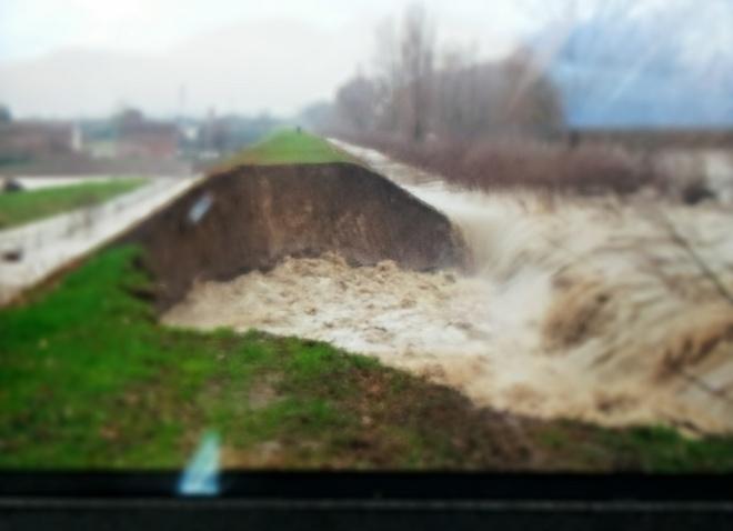 Allerta Meteo Emilia Romagna, a rischio Parma e Piacenza