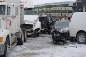 Canada Highway 400-Crash