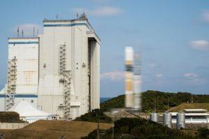 JAPAN-NASA-US-GPM-MISSION