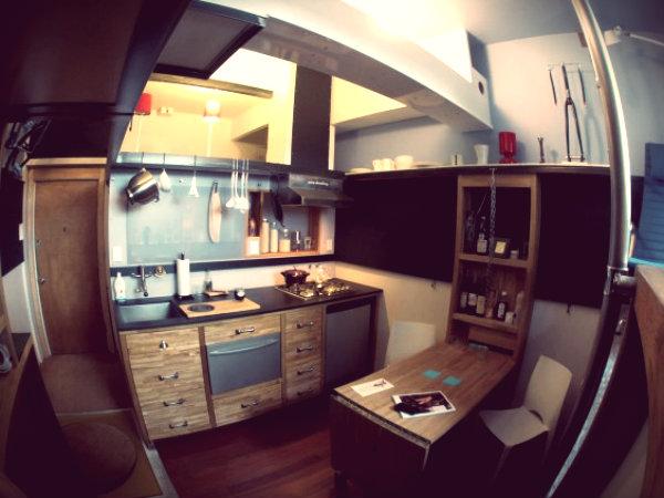 Bioedilizia a seattle la casa impilabile pi piccola del for Aprire le planimetrie per le piccole case