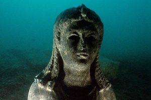 Heracleion o Thonis: la misteriosa città sommersa al confine tra leggenda e realtà