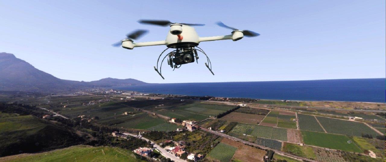 Drone fatto da jacques