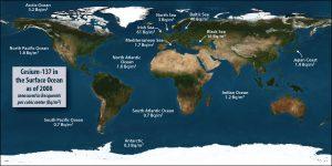 cesio oceani dal 2008