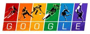 google doodle sochi 2014