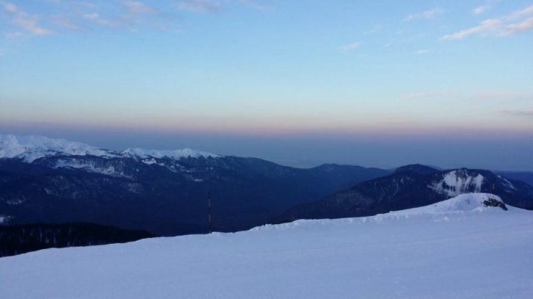 Monti di Sochi e Mar Nero