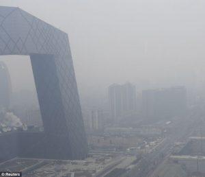 smog pechino