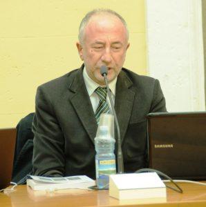 Gaetano Sciacca ing capo Genio Civile di Messina