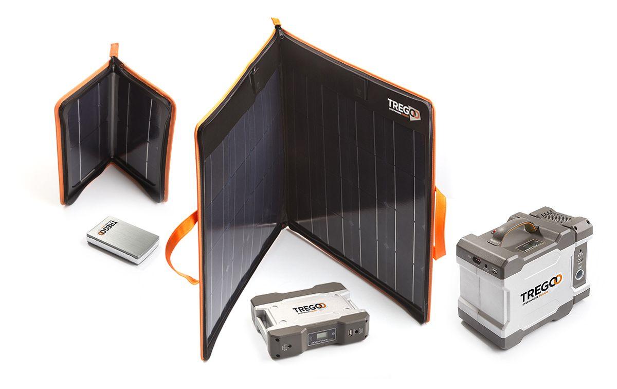 Ecco le solar power station mini centrali fotovoltaiche - Fotovoltaico portatile ...