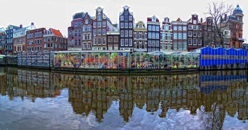 Amsterdam festeggia re guglielmo il 26 aprile un motivo for Centro di amsterdam