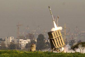 missile iron drome