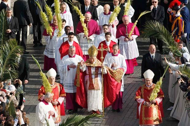 Settimana Santa a Roma