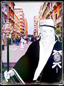 I Riti della Settimana Santa a Taranto-fotografia di Antonio Attolino