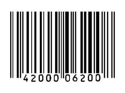 Tecnologia il codice a barre compie 40 anni il primo for Barcode food