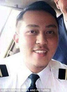 copilota aereo malesia