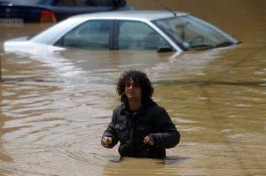 SERBIA-BOSNIA-WEATHER-FLOOD