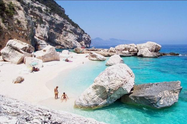 Ecco la classifica delle 10 spiagge pi belle d 39 italia 3 for Cabine romantiche nel sud della california
