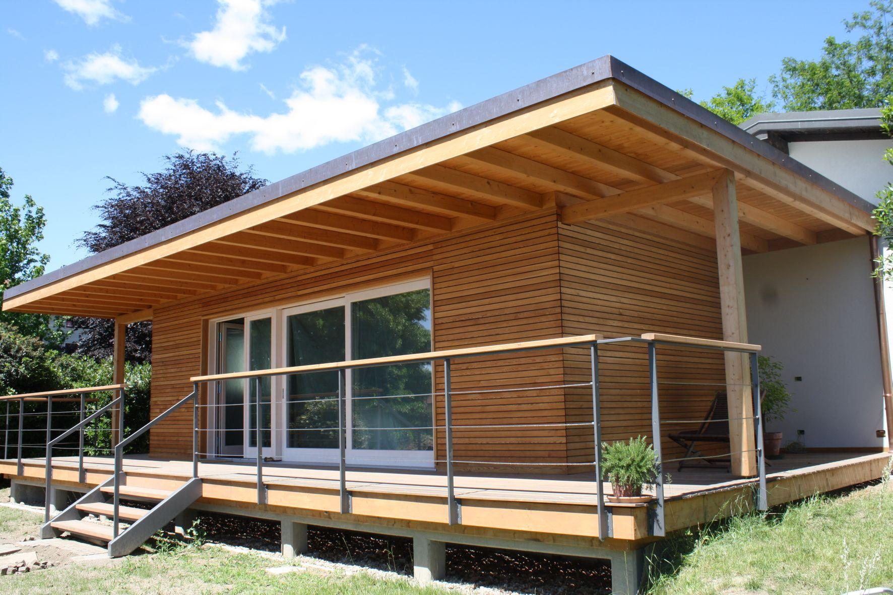 La casa parassita nuova frontiera dell abitare sostenibile foto meteo web - Costi per costruire una casa ...