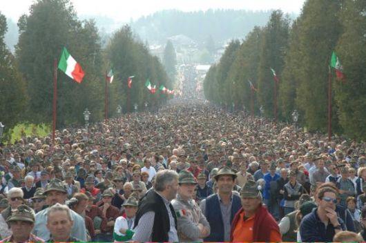 oggi a pordenone la sfilata dell 39 87 adunata nazionale