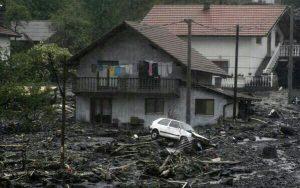 alluvione serbia