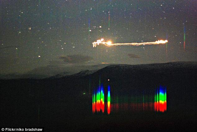 Risultati immagini per La luce Hessdalen.