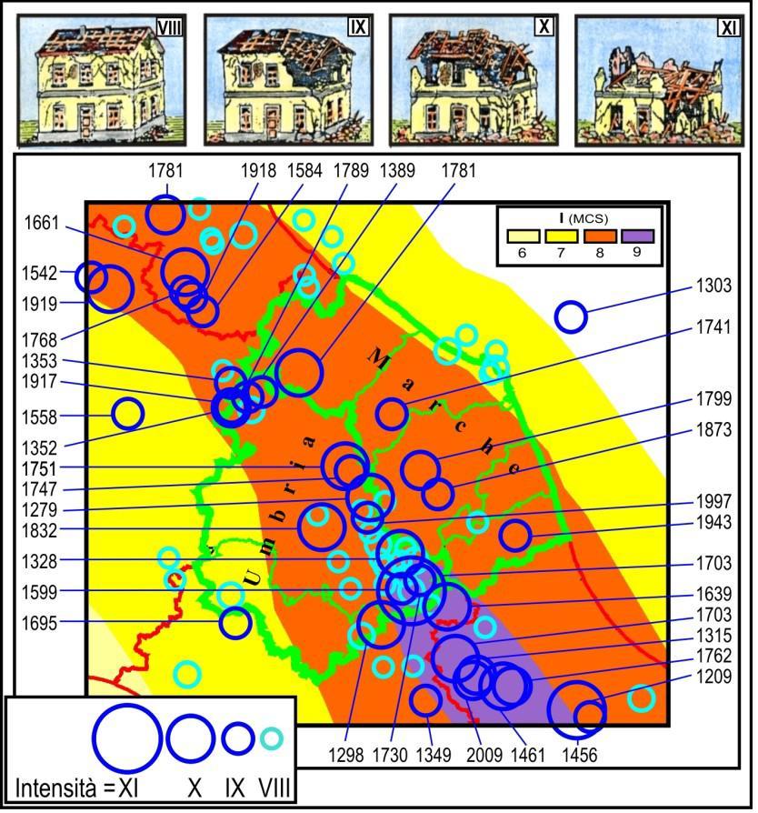 Terremoti prevenzione e sottovalutazione del rischio for Rischio sismico in italia