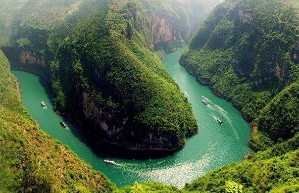 Risultati immagini per fiume cina