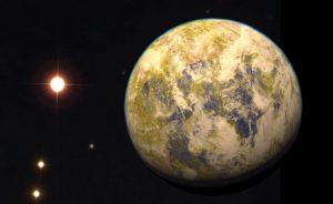 Gliese pianeta