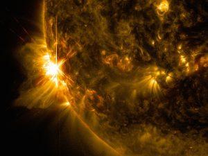 brillamenti solari