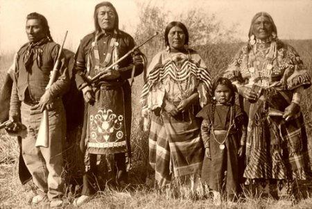 indiani d america i nativi americani le tappe storiche