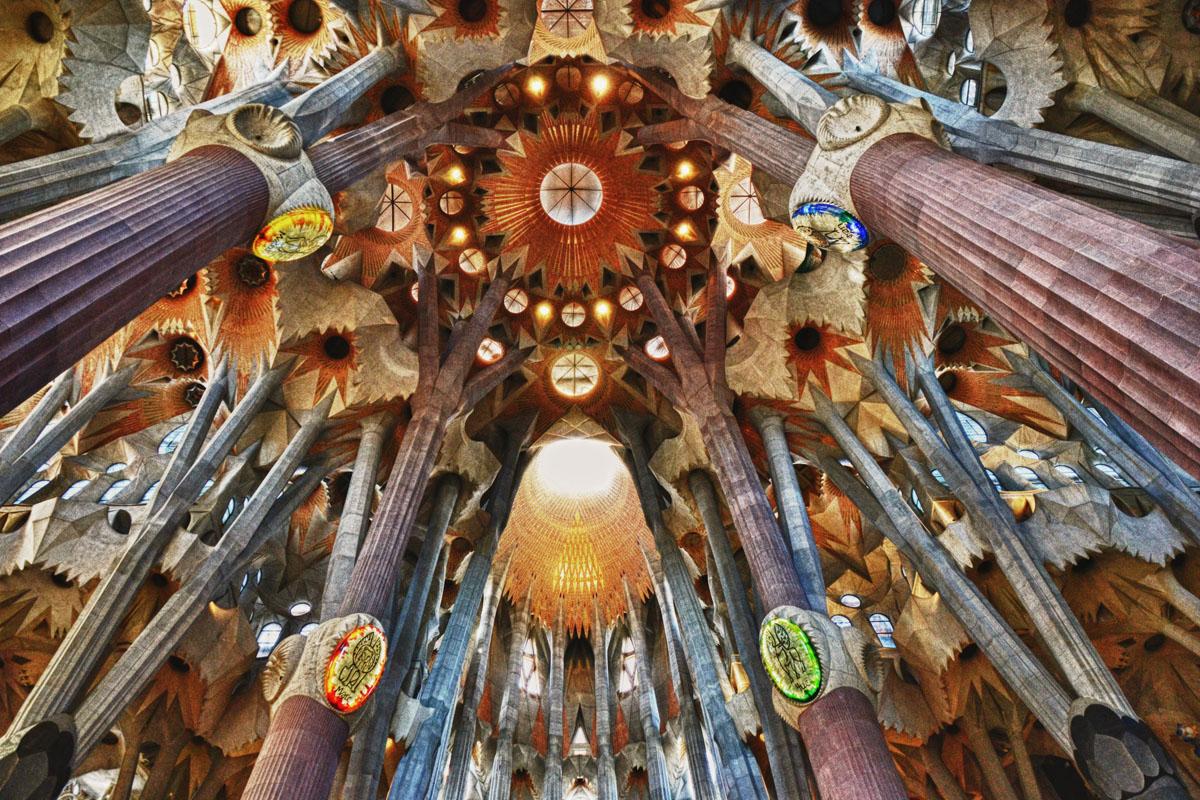 sagrada familia l 39 icona di barcellona capolavoro del
