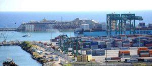 concordia genova porto