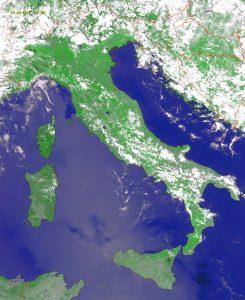 italia mappa
