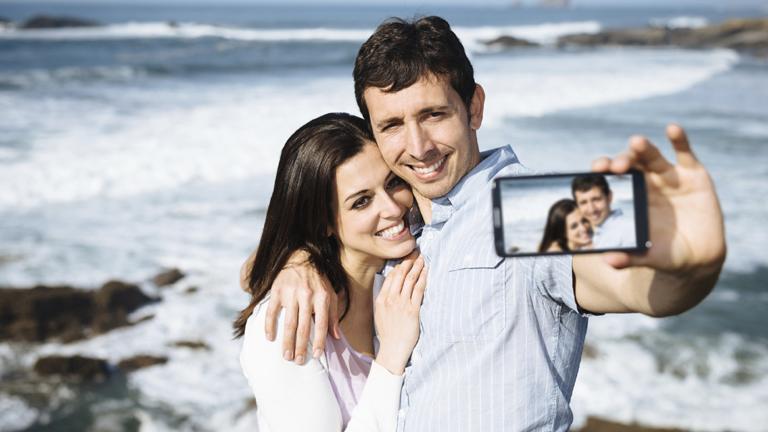 coppia felice facebook