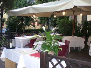 ristorante estate