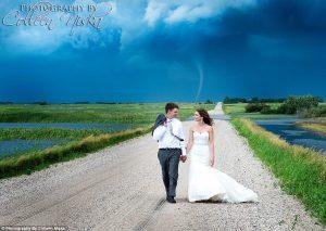 tornado sposi