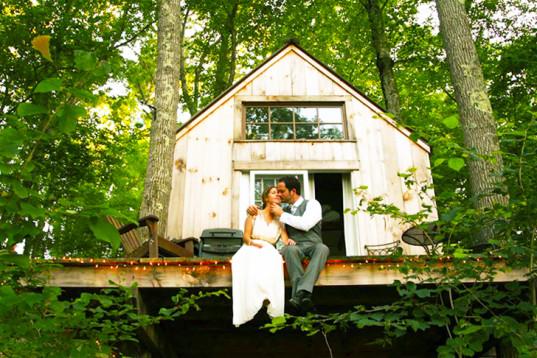 The week house la piccola ma meravigliosa eco casetta nel for Piccola casetta in legno
