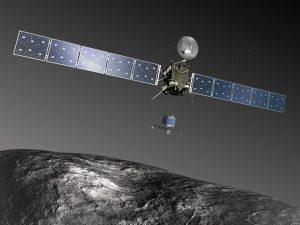 rosetta sonda cometa