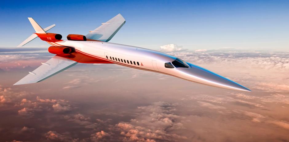Jet Privato Supersonico : Ecco quot aerion as il jet supersonico che collegherà