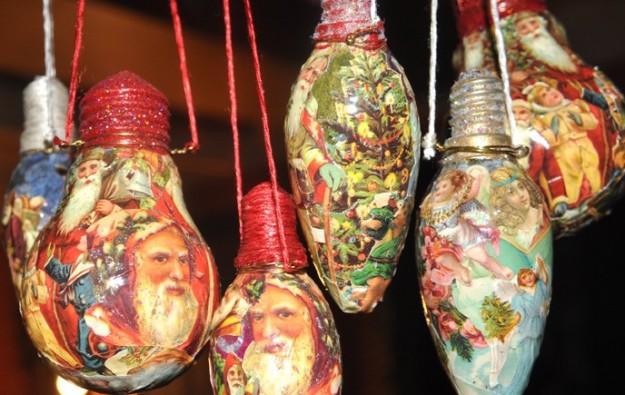 Riciclo creativo: ecco come riutilizzare le lampadine rotte, sporche o vecchi...