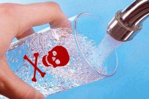 arsenico acqua avvelenata