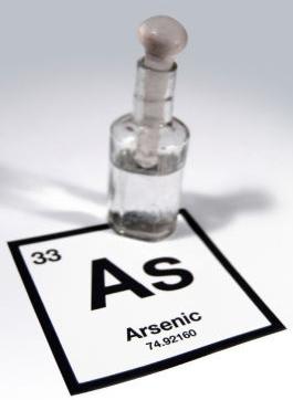 Arsenico nell 39 acqua e nei cibi davvero un 39 emergenza per la salute degli italiani l 39 esperto fa - Quali sono i metalli nella tavola periodica ...