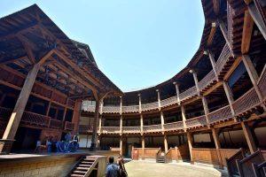 globe theatre roma