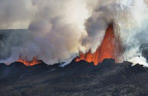 holuhraun vulcano bardarbunga