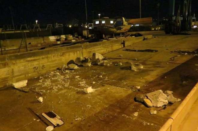 Ufficio Verde Comune Ancona : Maltempo ancona pioggia di tegole e danni alle auto meteo web