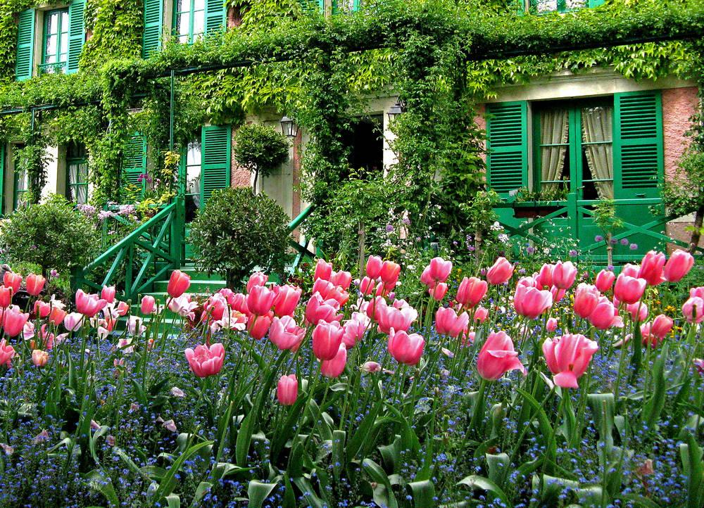 Musee claude monet e il giardino di giverny due luoghi - Giardino francese ...